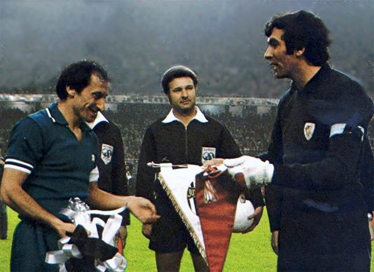 Club Athletic Bilbao- Juventus 1976-77