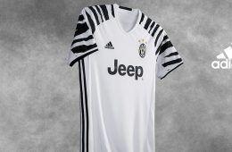 Presentazione terza divisa Juventus 2016-17