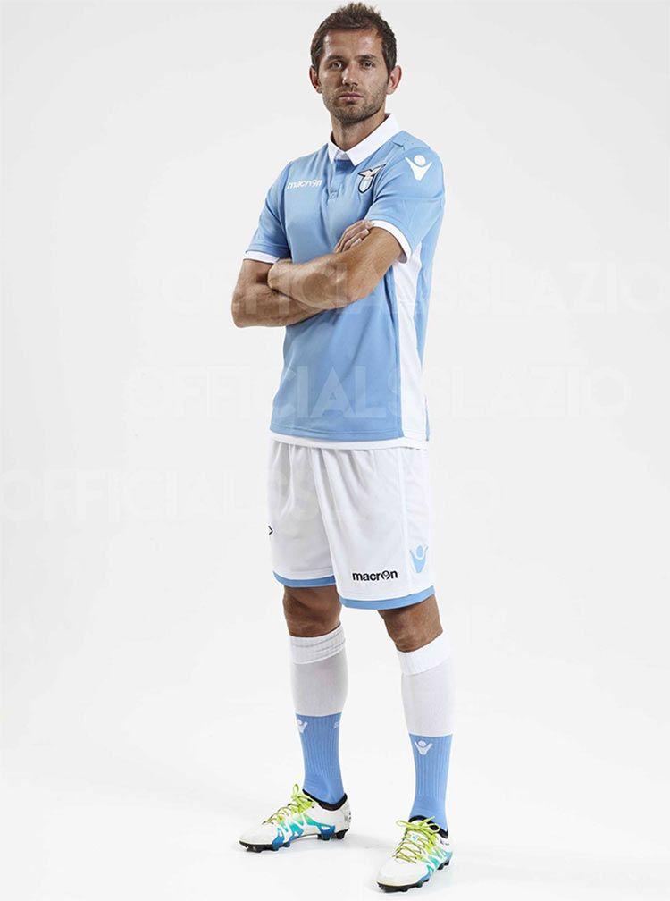 Kit Lazio home 2016-17