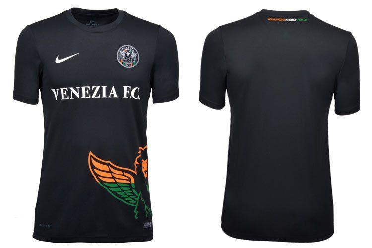 Maglia Venezia 2016-2017 Nike