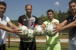 Presentazione maglie Cesena 2016-2017 Lotto