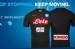 Presentazione terza maglia Napoli 2016-17 web