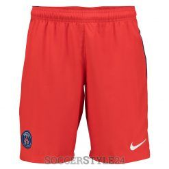 Pantaloncini PSG rossi 2016-17