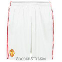 Pantaloncini Manchester United 2016-2017 home bianchi