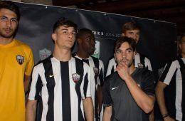 Presentazione maglie Ascoli 2016-17 Nike