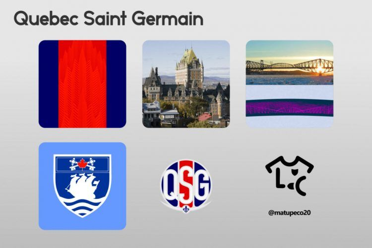 Quebec Saint Germain Kit Dettagli