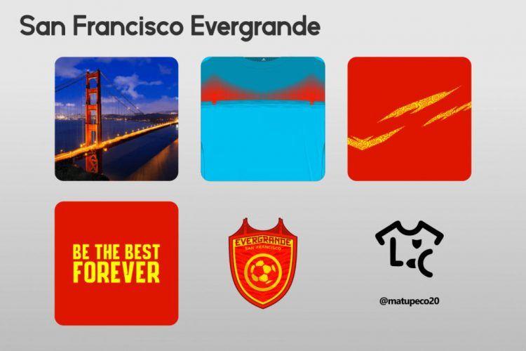 San Francisco Evergrande Dettagli Kit