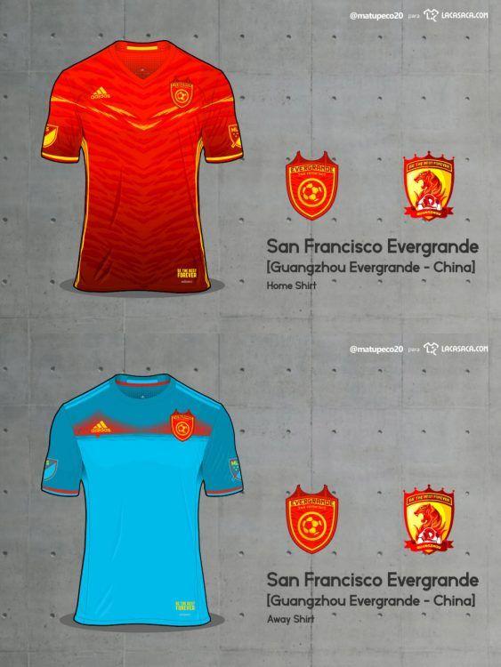 San Francisco Evergrande Home Away