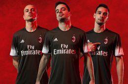 Presentazione terza maglia Milan 2016-2017