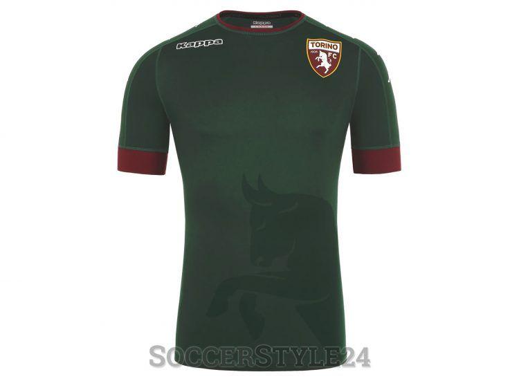 Maglia portiere Torino verde 2016-17