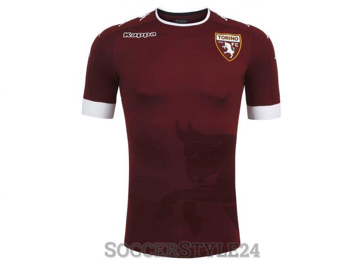 Maglia Torino 2016-2017 Kappa
