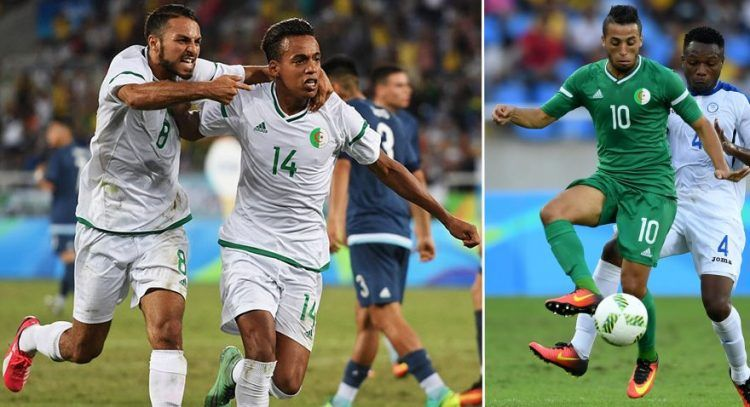 Divise Algeria Olimpiadi Rio 2016