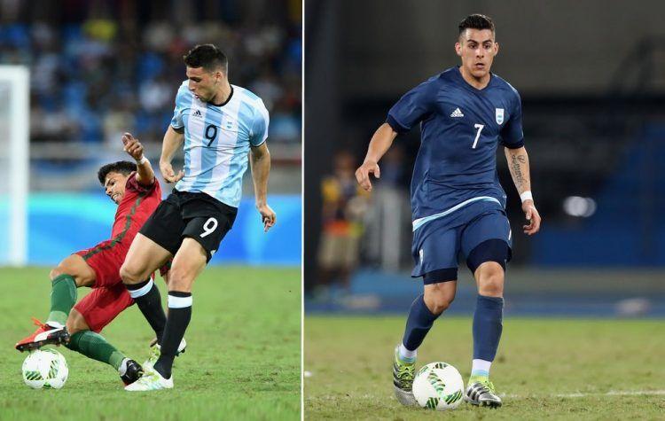 Maglie Argentina Olimpiadi 2016