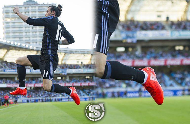 Gareth Bale (Real Madrid) - adidas X 16.1