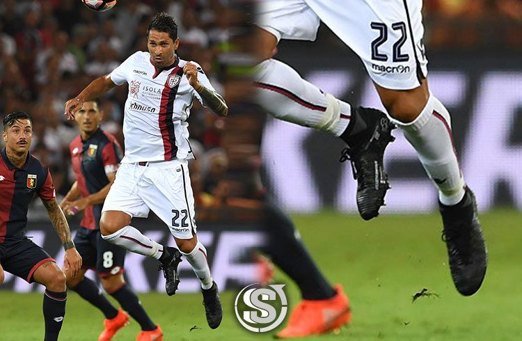 Marco Borriello (Cagliari) - Nike Mercurial Superfly V