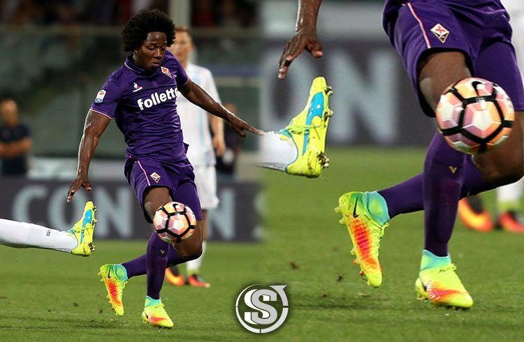 Carlos Sanchez (Fiorentina) - Nike Magista Obra II