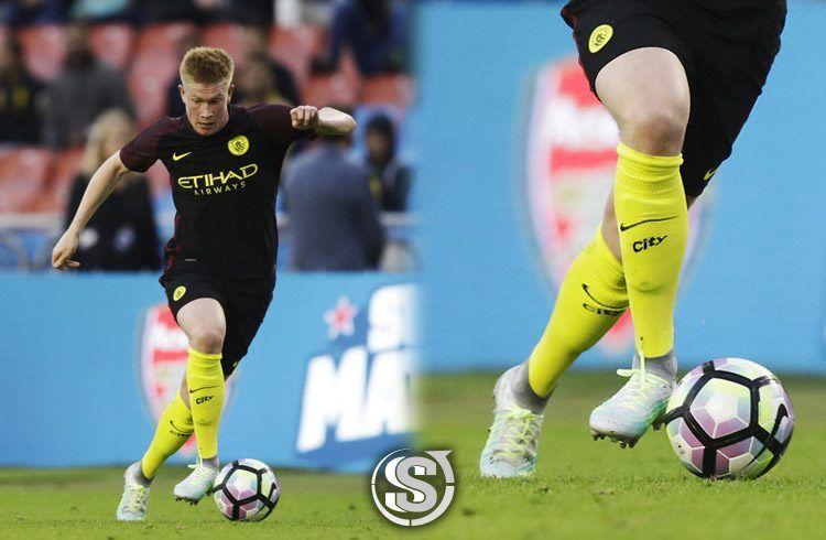 Kevin De Bruyne (Manchester City) - Nike Magisa Obra II