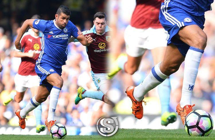 Diego Costa (Chelsea) - adidas X 15.1 PrimeKnit