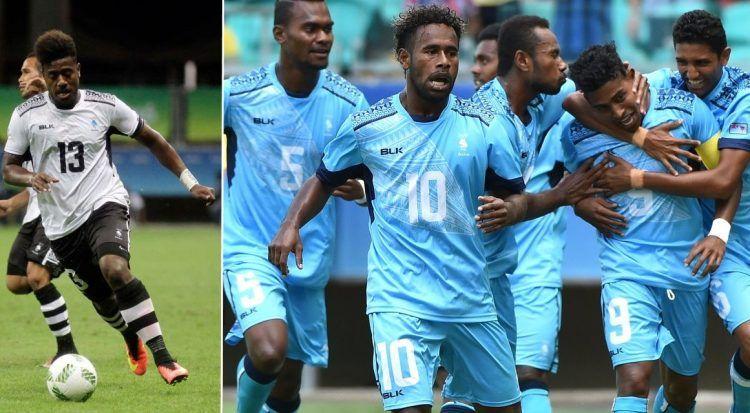 Isole Figi maglia Giochi Olimpici 2016