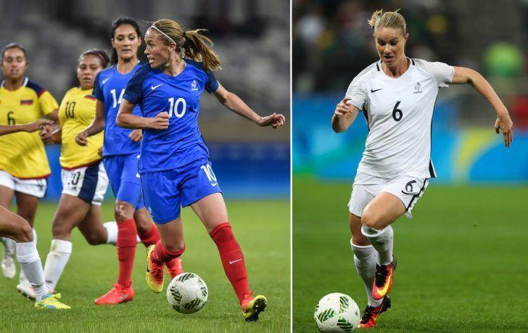 Maglie Francia Olimpiadi 2016 Nike