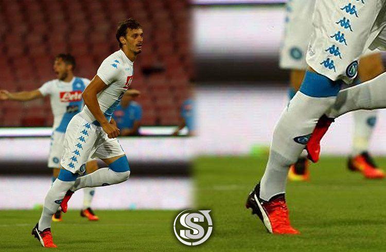 Manolo Gabbiadini (Napoli) - Puma EvoPower 1.3