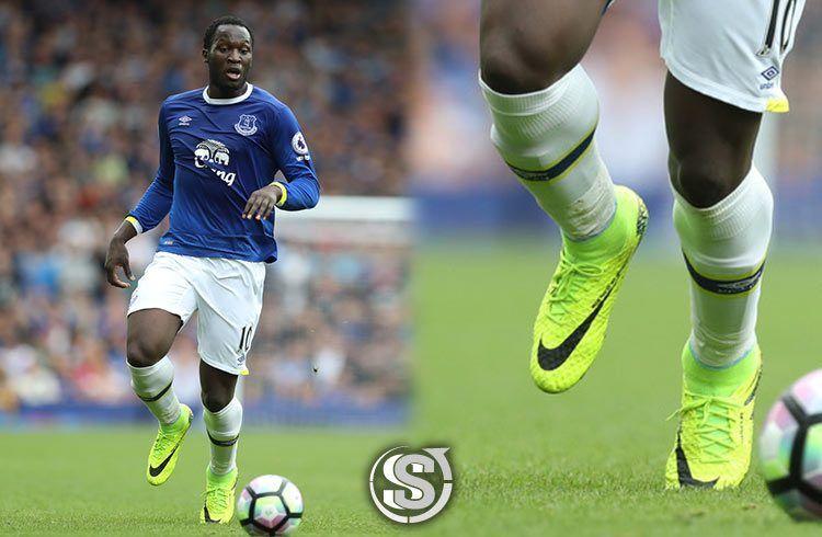 Romelo Lukaku (Everton) - Nike HyperVenom Phantom II