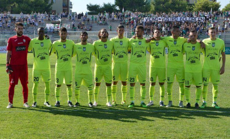 Terza divisa Monopoli Calcio 2016-2017