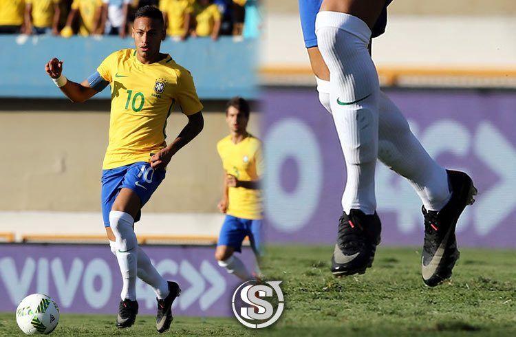 Neymar (Brasile) - Nike HyperVenom NJR x Jordan