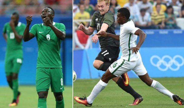 Maglie Nigeria Olimpiadi Rio 2016