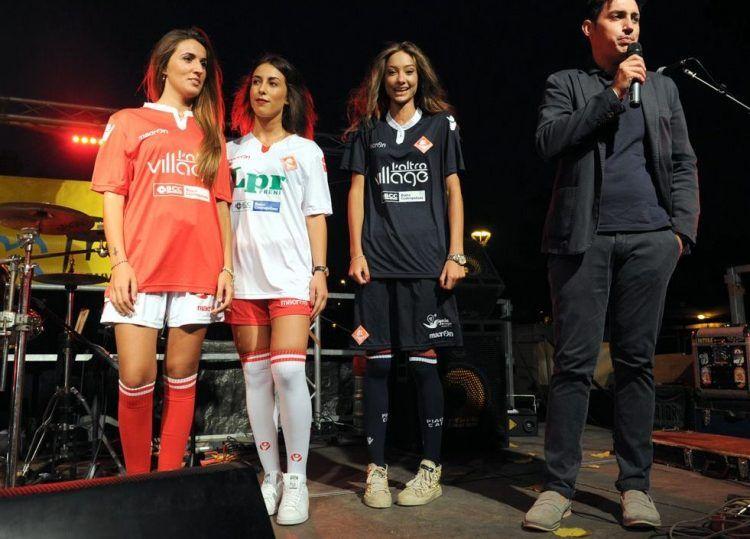 Le tre divise del Piacenza Calcio 2016-17