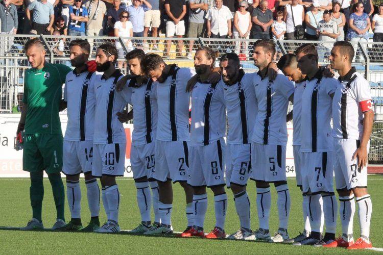 Terza maglia Siena 2016-2017