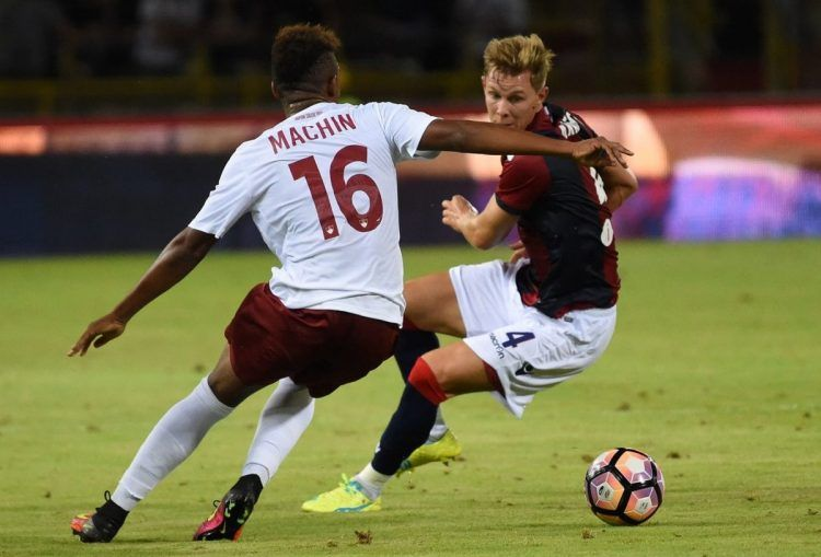 Retro divisa Trapani away 2016-17