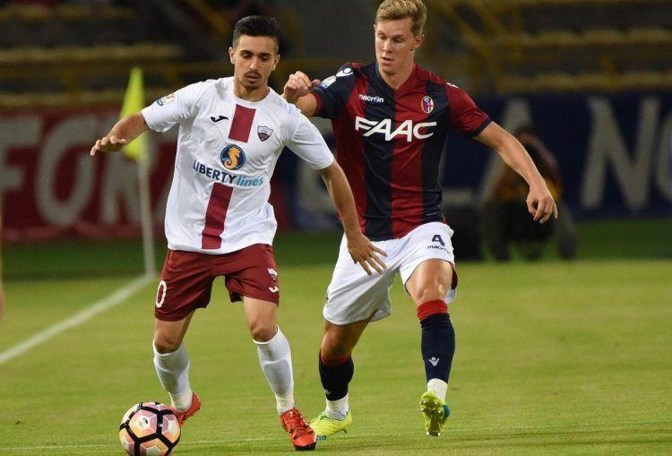 Seconda maglia Trapani 2016-2017