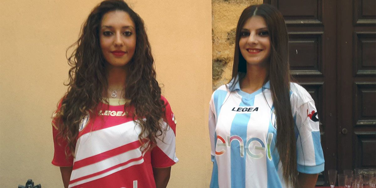 Nuove maglie Akragas 2016-17