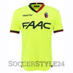 Seconda maglia Bologna 2016-17 gialla
