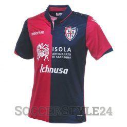Maglia Cagliari 2016-2017 rossoblù