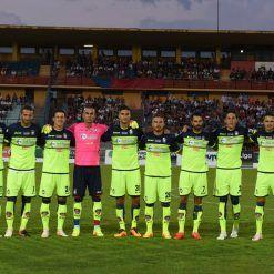 Formazione Crotone-Atletico Madrid 2016