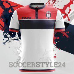 Seconda maglia Crotone 2016-17 Zeus