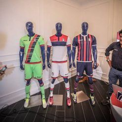 Kit Crotone Serie A 2016-2017