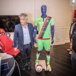 Crotone third kit 2016-17