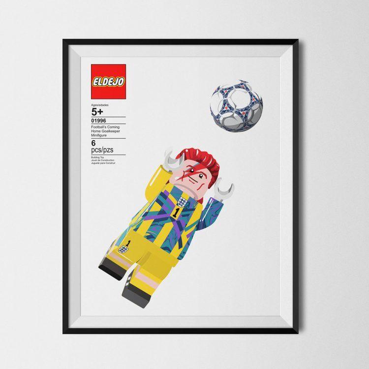 David Bowie Lego Inghilterra 1996