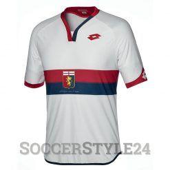 Seconda maglia Genoa Lotto 2016-17