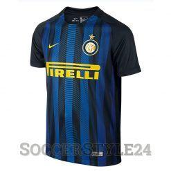 Prima maglia Inter 2016-17 nerazzurra