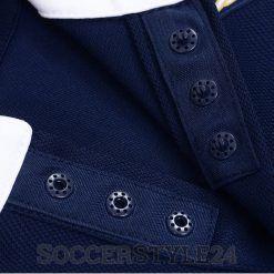 Bottoni colletto maglia Lazio away 2016-16