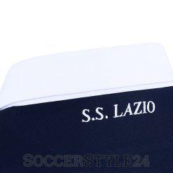 Lazio seconda maglia ricamo collo