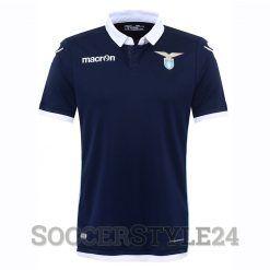 Lazio seconda maglia blu 2016-17
