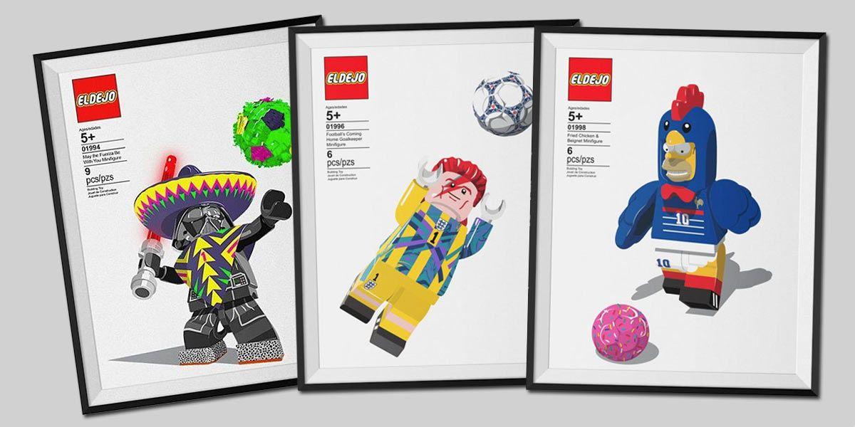Lego e Calcio, Eldejo collection