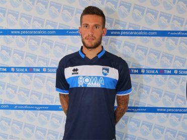 Terza maglia Pescara 2016-2017