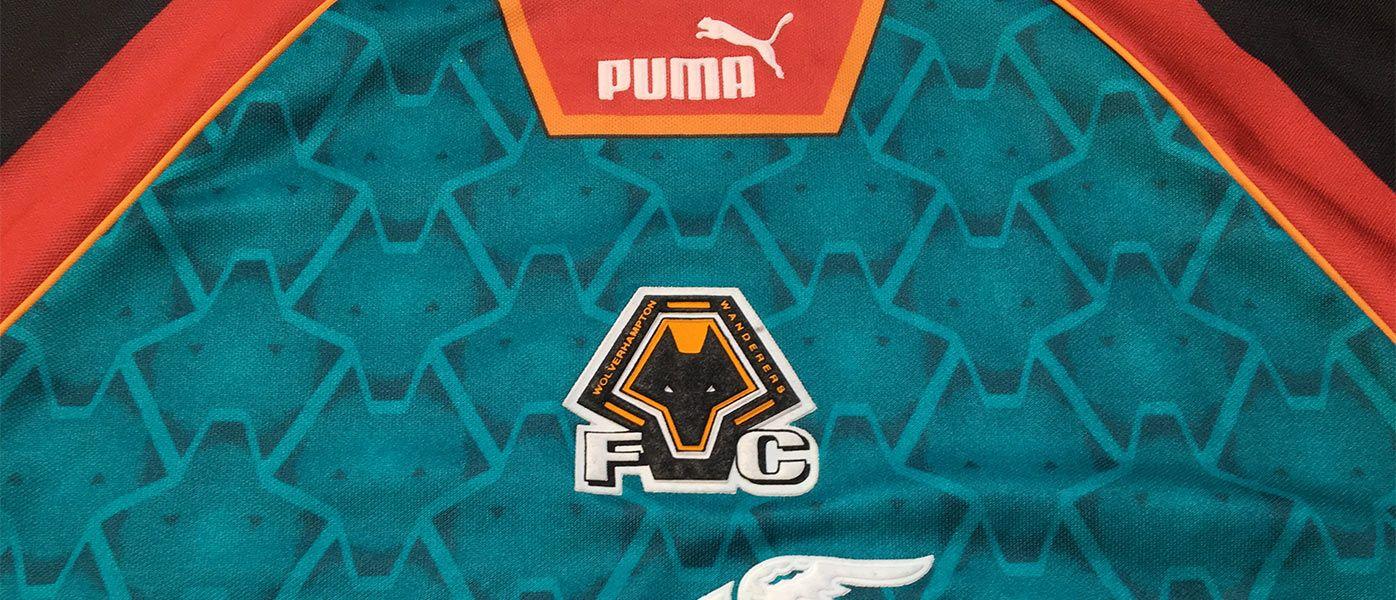 Maglia portiere Wolves 1996-1998