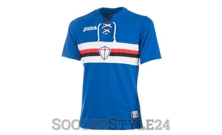 Maglia celebrativa Sampdoria 70 anni